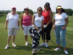 JFKCoC Ladies Golf (8/1/06)