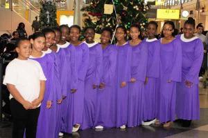 Christ for the World Chapel Choir (12/19/09)
