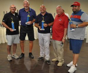 JFKCoC Golf (9/18/17)